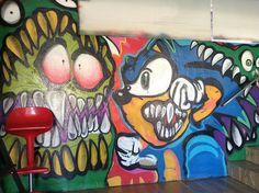 Image result for chris brown graffiti art