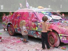 shall we uu-ify in paint a congregant's car?