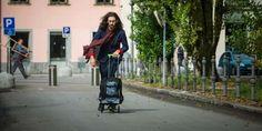 Olaf, lo zaino multiuso che si trasforma in trolley, monopattino e skateboard (FOTO e VIDEO)