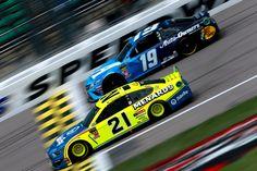 Kansas Final Practice Results May 10 2019 Racing News Matt Dibenedetto Paul Menard Kansas Speedway