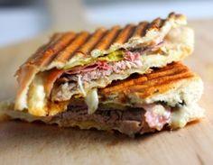 A little different Cuban Sandwich