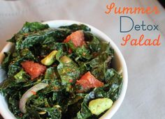 Summer Detox Salad Recipe - Kara's Party Ideas - The Place for All Things Party