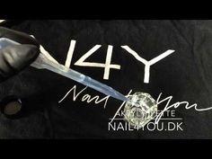 Akryl negle produkter fra Nail4you.dk