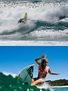 Let's go surfing !