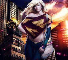 Even a Super Girl Needs a Night Off