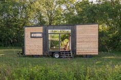 This Gorgeous Tiny House Is Proof That Size Doesn't Matter+#refinery29