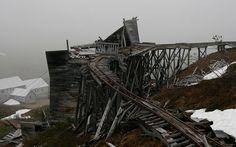 Independance Mine, Hatcher Pass, Alaska