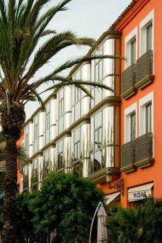 Nuestro lujoso Hotel Club Marítimo de Sotogrande