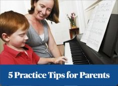 5 Helpful Ways Parents Can Be Apart of Piano Lessons Piano Lessons, Music Lessons, Parents, Success, Teacher, School, Children, Piano Classes, Dads