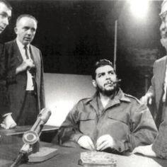 VIDEO: Inédita entrevista al Che Guevara en 1964   Noticias   teleSUR