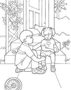 Lds Primary Coloring Pages . 30 Inspirational Lds Primary Coloring Pages . Elegant Jungle Flower Coloring Pages Lds Coloring Pages, Flower Coloring Pages, Free Printable Coloring Pages, Coloring Pages For Kids, Coloring Books, Fhe Lessons, Primary Lessons, Football Coloring Pages, Lds Primary