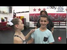 Dance Moms - Maddie Ziegler & Gino Duet 'This Girls Gotta Be Kissed' - YouTube