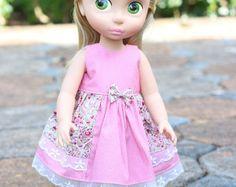 Animadores de Disney Princess 16 ropa de la muñeca por moni2gurumi