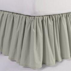 LC Lauren Conrad Ruffle Bedskirt - King