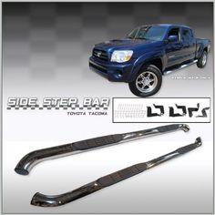 2009 2007 OC Parts Toyota RAV4 Stainless Steel Side Bars//Nerf Bars- Fits The 2006 2008 2011 RAV4 2010