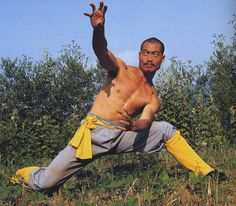 Kung Fu Shi Yan Ming - Learn more about New Life Kung Fu at newlifekungfu.com