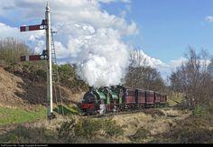 RailPictures.Net Photo: Tanfield Railway Steam 0-4-0 at Gateshead, United Kingdom by davehewitt