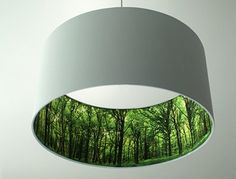 Inside-out / grüner Wald Decor Interior Design, Interior Decorating, Diy Esstisch, Laundry Room Design, Laundry Rooms, Lighting Solutions, Inside Out, Lamp Shades, Lamp Design