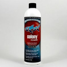 ATM Colony Freshwater Professional Grade Nitrifying Bacteria - 8 fl oz - ON SALE! http://www.saltwaterfish.com/product-atm-colony-freshwater-professional-grade-nitrifying-bacteria-8-fl-oz