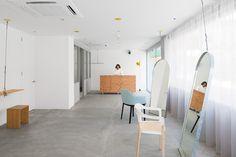 不要纸醉金迷的装潢,RE-EDIT 告诉你美发沙龙也有清新简朴的美 | 理想生活实验室
