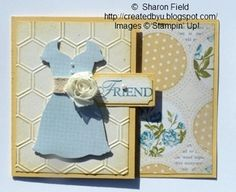 2013 Spring Catalog All Dressed Up Stamp Set & Framelits, Tea for Two DSP, Honeycomb TIEF