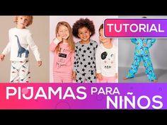 Cómo hacer Pijamas para Niños paso a paso ¡Bienvenido a una guía de costura más! Toda persona tiene su pijama de noche, no por el simple hecho de que sea necesario para dormir, sino, que al contrario es muy cómoda, fresca y suave para el dormir, en el día de hoy vamos a confeccionar juntos pijamas para niños paso a paso, un tutorial que sin lugar a dudas le gustará mucho a tus pequeños por el simp ...