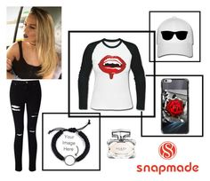 """""""#6 Snapmade"""" by nedzada-97 ❤ liked on Polyvore featuring Miss Selfridge and Gucci"""