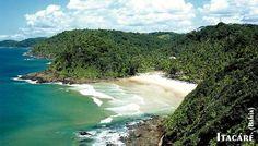 Praia de Sâo José, Itacaré (BA)