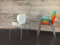Lata Stacking Chair on the Behance Network