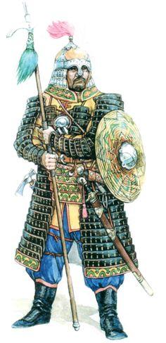 Golden Horde warrior                                                                                                                                                                                 More