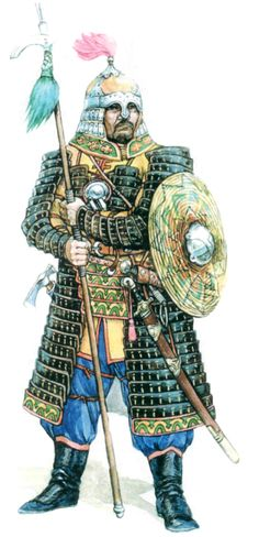 Golden Horde warrior                                                                                                                                                                                 More