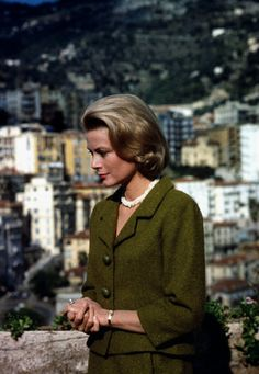 MONACO—Princess Grace Kelly, 1962.  © Eve Arnold / Magnum Photos