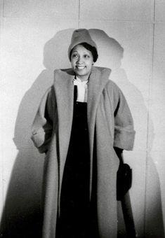 Josephine Baker, 1949. Photo by Carl van Vechten