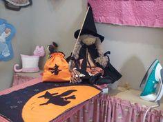 Preparando para Halloween