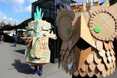 Cardboard Costume                                                                                                                                                     More