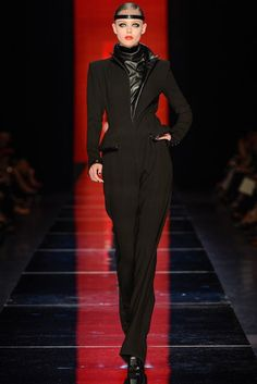 Jean Paul Gaultier | Fall 2012 Couture Collection | Vogue Runway