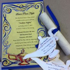 Arabian Night Invitation Prom Ideas Pinterest Arabian Nights