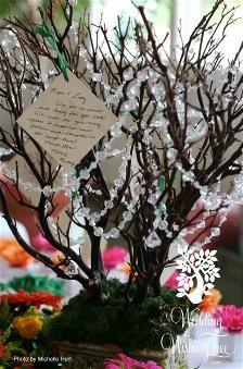 Wedding Wishing Tree ....