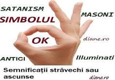 ro: Simbolul OK: Semnificaţii străvechi sau ascunse Illuminati, Spirit, Astrology