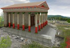 The Ancient Roman Capital Of Dacia To Be Structurally Restored Via A EUR 4.5 Million Project.