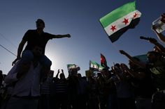 What Syrians actuall