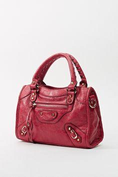 Tasseled Front Zip Handbag c34a113ed6a04