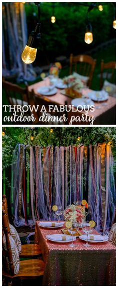 This would be a cool dinner party idea Cool stuff to make