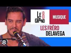 """Les Fréro Delavega chantent """"Il y a"""" de Vanessa Paradis - Le Grand 8 Top 100 Hit 2014"""