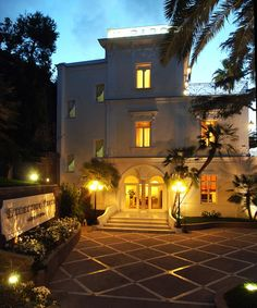 Hotel Excelsior Parco (Capri)