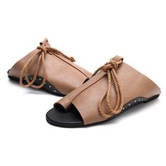 aea8af70baa Plus Size Trend Comfortable Vogue Slip On Sandals For Women Casual Fashion  Trends