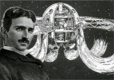 Nikola Tesla: Time Travel Experiments. Solution: Nikola Tesla is a Time Lord.