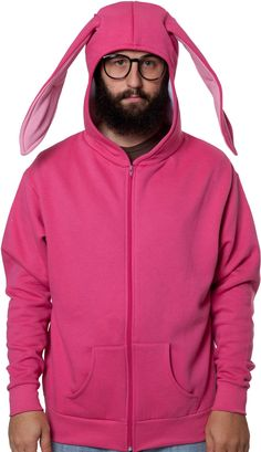 A Christmas Story Bunny Hoodie. I may have found a worthy successor for my Cousin Eddie ensemble...