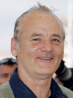 Bill Murray, 17 May 2005 at the 58th edition of the Cannes International Film Festival.