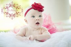 3 month pictures by Bliss Photography